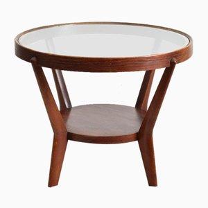 Tavolino da caffè Mid-Century di Antonin Kropacek e Karel Kozelka