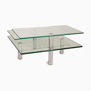 Mesa de centro de vidrio de Imperial of Draenert