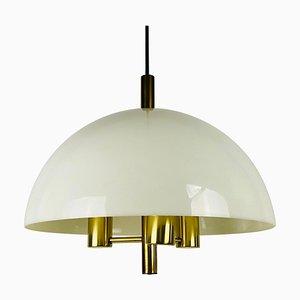 Plexiglass Pendant Lamp, 1960s