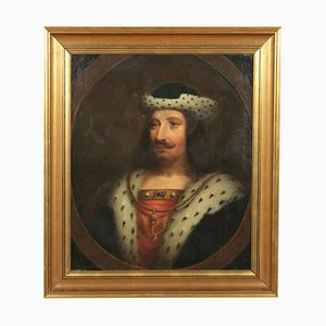 Ritratto di monarca scozzese