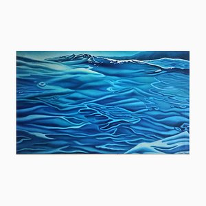 Sabrina Pugliese, Giant Wave. Full Immersion in the Water, 2019