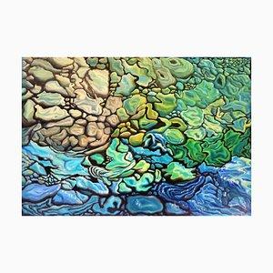 Sabrina Pugliese, Seabed, Original Oil Painting, 2019