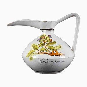 Jarra italiana vintage de cerámica, años 70
