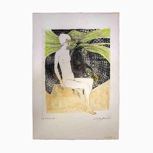 Leo Guida, Sybil, Originaldruck, 1972