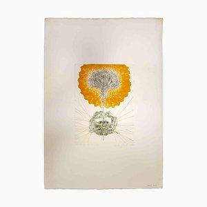 Leo Guida, Composición, Impresión original, años 70