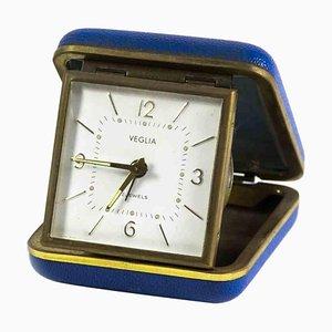 Reloj despertador vintage, años 70