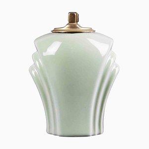 Vintage Ceramic Lighter, Italy, 1970s