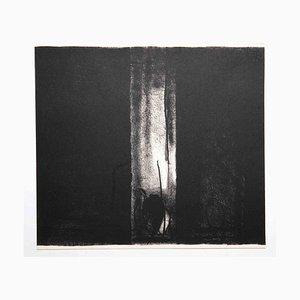 Komposition, Original Lithographie, Mitte des 20. Jahrhunderts