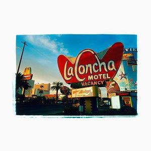 La Concha on the Strip, Las Vegas, Color Photography, 2001