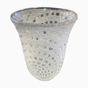 Damiers Vase von René Lalique