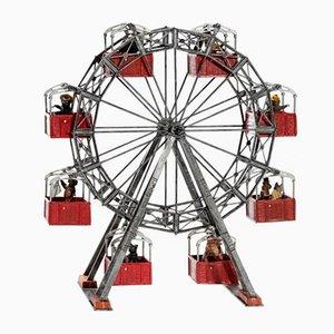 Vienna Bronze Ferris Wheel from Bergmann Workshop.