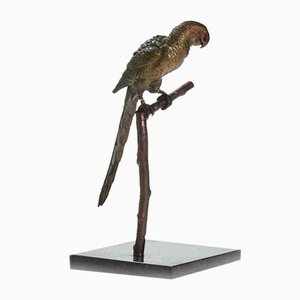 Vienna Bronze Rainbow Parrot from Bermann Workshop