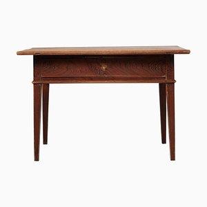 Tavolino gustaviano, Svezia, XIX secolo