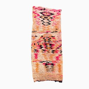 Vintage Berber Boujad Carpet