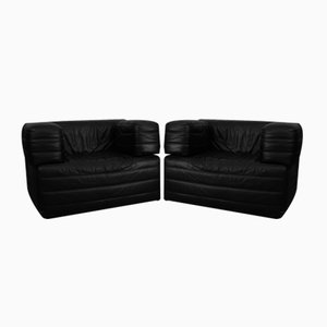 Armchairs by De Pas, D'Urbino & Lomazzi, 1970s, Set of 2