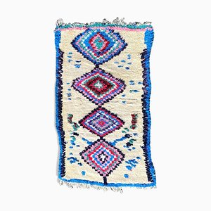 Small Berber Azilal Carpet