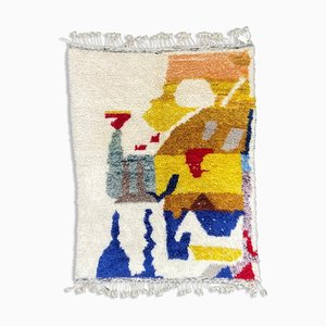 Modern Berber Carpet