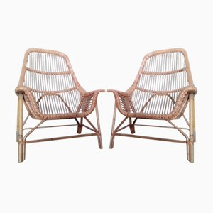 Armchairs by Georges Coslin for Gervasoni, 1956, Set of 2