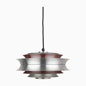 Swedish Trava Pendant Lamp by Carl Thore & Sigurd Lindkvist for Granhaga Metallindustri, 1960s