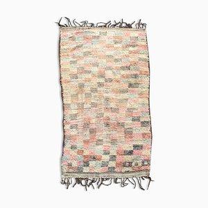 Vintage Moroccan Boujad Carpet