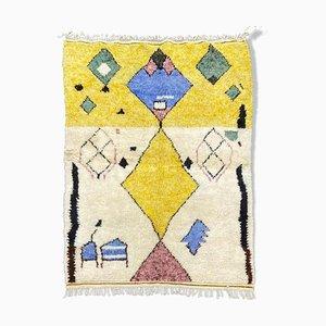 Modern Berber Azilal Carpet