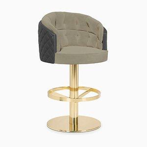 Chaise de Bar Pivotante Otto de Covet Paris