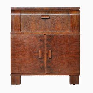 Art Deco Dresser in Nutwood