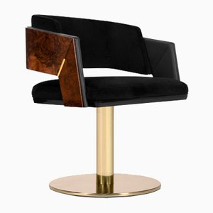 Galea Swivel Dining Chair from Covet Paris