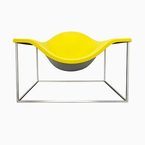 Outline Lounge Chair by Jean Marie Massaud for Cappellini, Italy