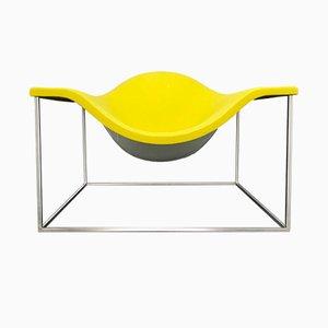 Outline Sessel von Jean Marie Massaud für Cappellini, Italien
