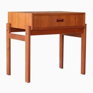 Mid-Century Danish Teak Chest of Drawers or Cabinet, 1960s