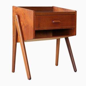 Mid-Century Danish Teak Chest of Drawers, 1960s