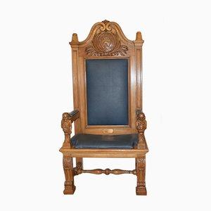 Silla del trono