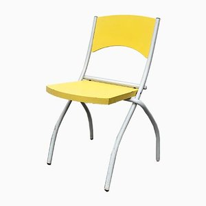 Vintage Italian Folding Chair from Fly Line