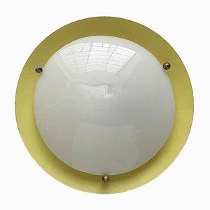 Minimalistische Mid-Century Wand- oder Deckenlampe
