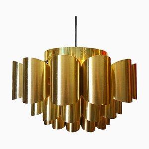 Brass Pendant by Torsten Orrling for Hans-Agne Jakobsson, 1960s