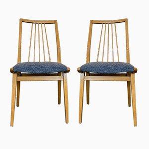 Casala Esszimmerstühle, 1960er, 2er Set