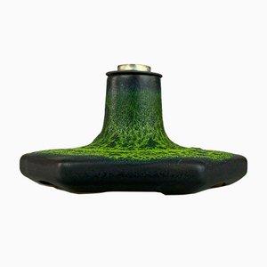 Lámpara de pared de cerámica, años 70