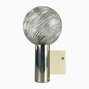 Lámpara de pared Ball, años 70