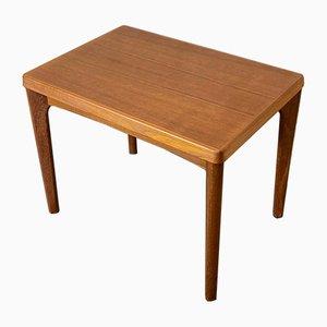 Teak Coffee Table by Henning Kjaernsulf, 1970s