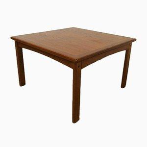 Teak Side Table from Glostrup, Denmark, 1970s