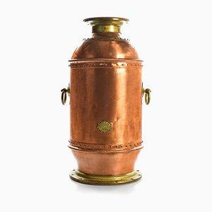 Kupfer Alambic von Maresté Cognac