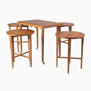 Nesting Tables, Set of 5
