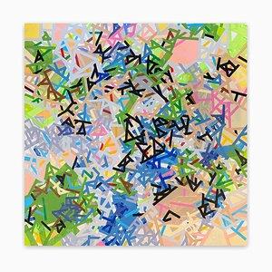 Weendland Istaanto, Pintura abstracta, 2021