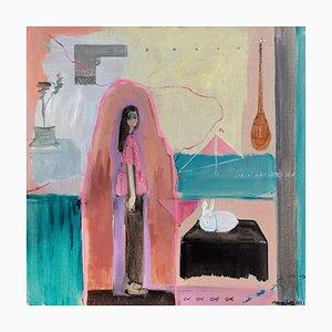 Arte chino contemporáneo, Ma Wei-Hong, You Are My Spring, 2021