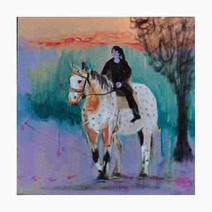 Arte contemporanea cinese, Ma Wei-Hong, Accompagnami alla fine del mondo, 2021