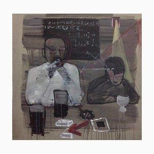 Chinese Contemporary Art, Ma Wei-Hong, The Evening Breeze Blows, 2015