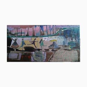 Chinese Contemporary Art, Ma Wei-Hong, Carnevale di fine estate, 2017