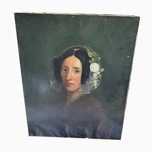 ABL, principios del siglo XIX, óleo sobre lienzo