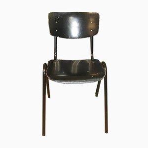Silla estilo industrial, años 60